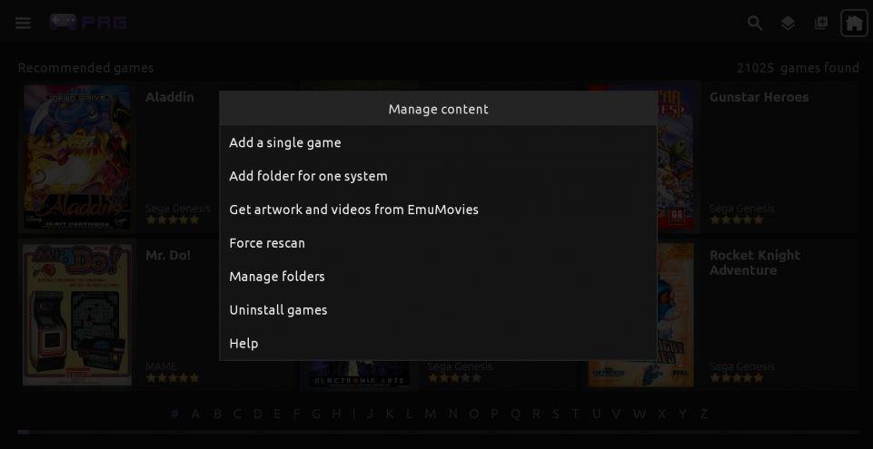 PRGApp | ADD GAMES MANUALLY
